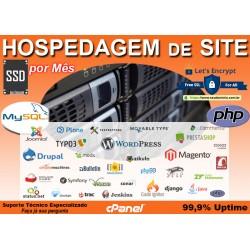 10GB Hospedagem Anual Site...